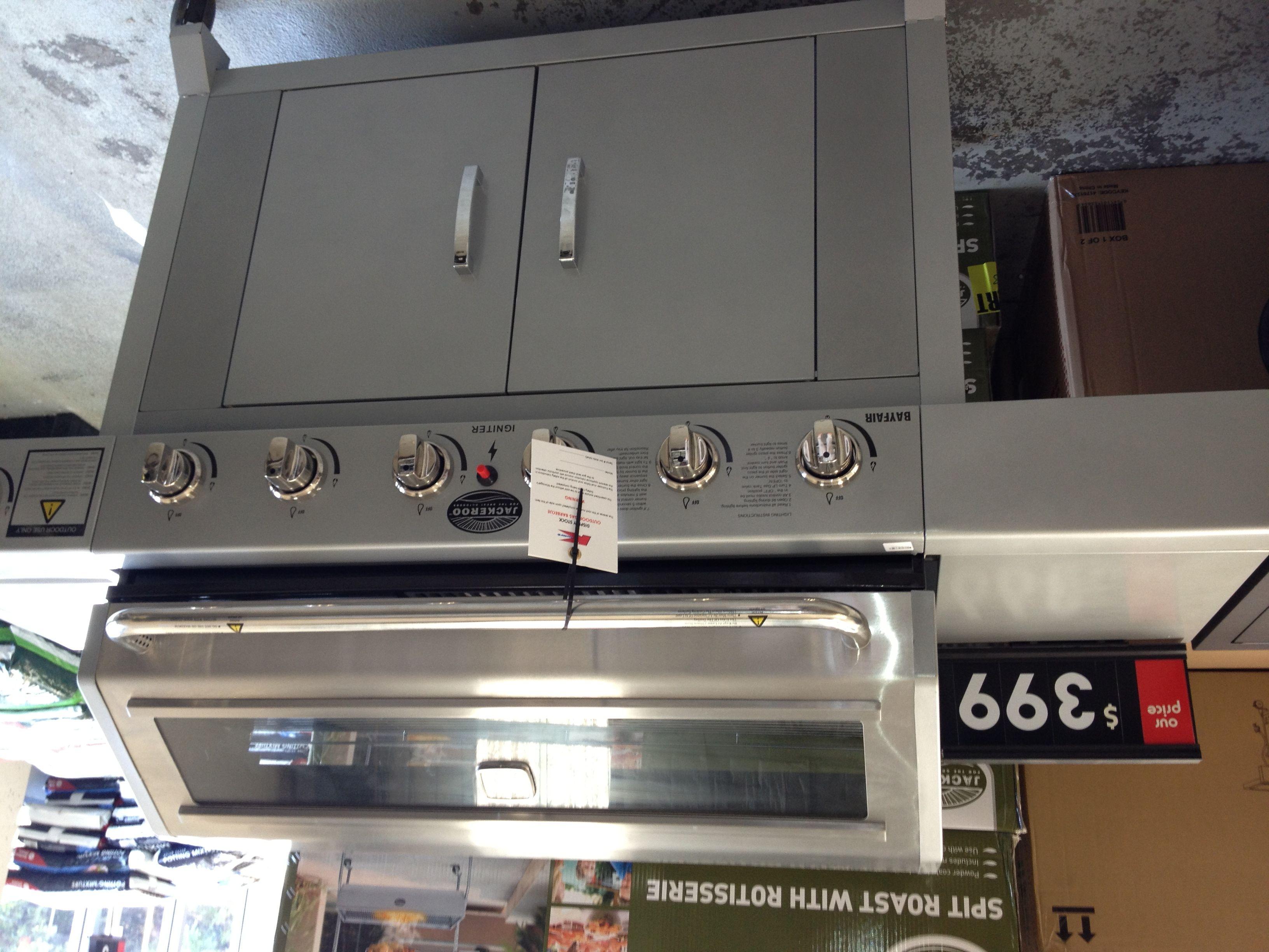 Marcia Kmart Bbq 399 00 Kitchen Cabinets Outdoor Decor Home Decor