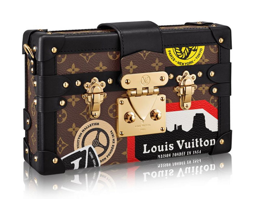 Introducing Louis Vuitton S World Tour Collection Purseblog Louis Vuitton Petite Malle Louis Vuitton Vuitton