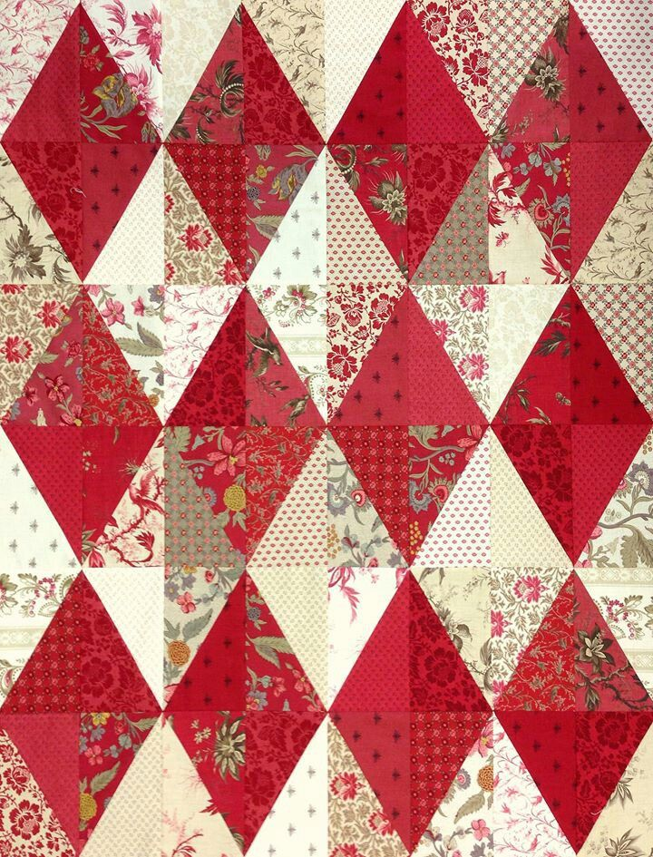 Red and white   Made with: Quilts   Pinterest   Quiltmuster ...