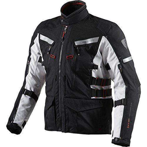 Rev It Sand 2 Textile Jacket Black Silver Medium Re Https Www Amazon Com Dp B00al6v9vw Ref Cm Sw Motorcycle Jacket Leather Motorcycle Jacket Jackets