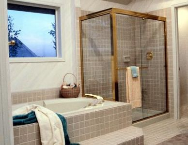 How To Fix A Shower Door That Falls Off The Tracks Shower Doors Homemade House Cleaners Clean Shower Doors