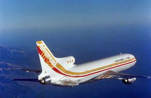 Lockheed L-1011 TriStar by Lockheed Martin, via Flickr