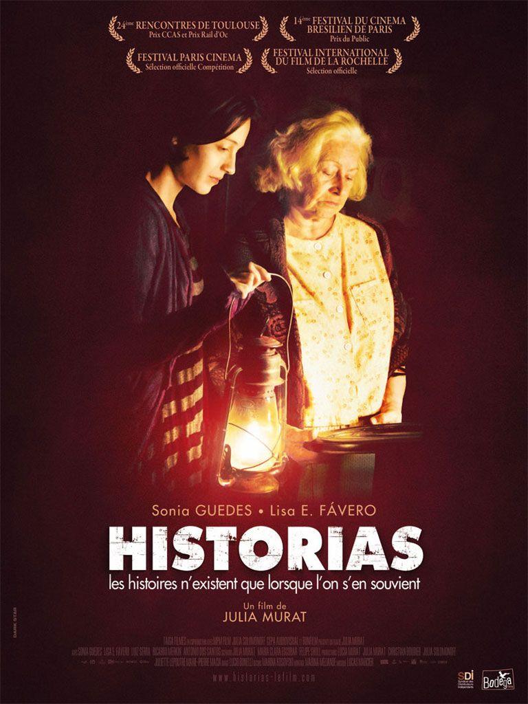 HISTORIAS  Un film de Julia Murat