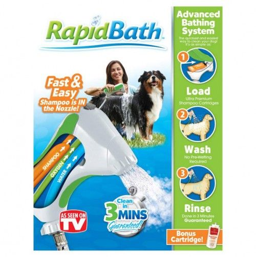 Oster Pet Rapid Bath Unit Most Wanted Pet Products Events