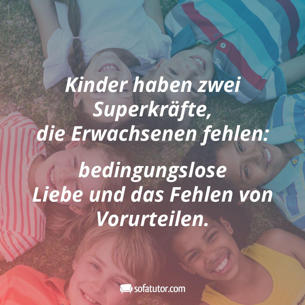 """Photo of """"Los niños tienen dos superpoderes de los que carecen los adultos: amor incondicional y …"""