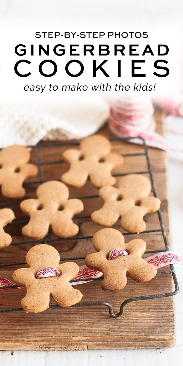 Easy Gingerbread Man Cookies With Step By Step Photos Eat Little Bird Recipe Cookie Recipes Gingerbread Man Cookies Gingerbread