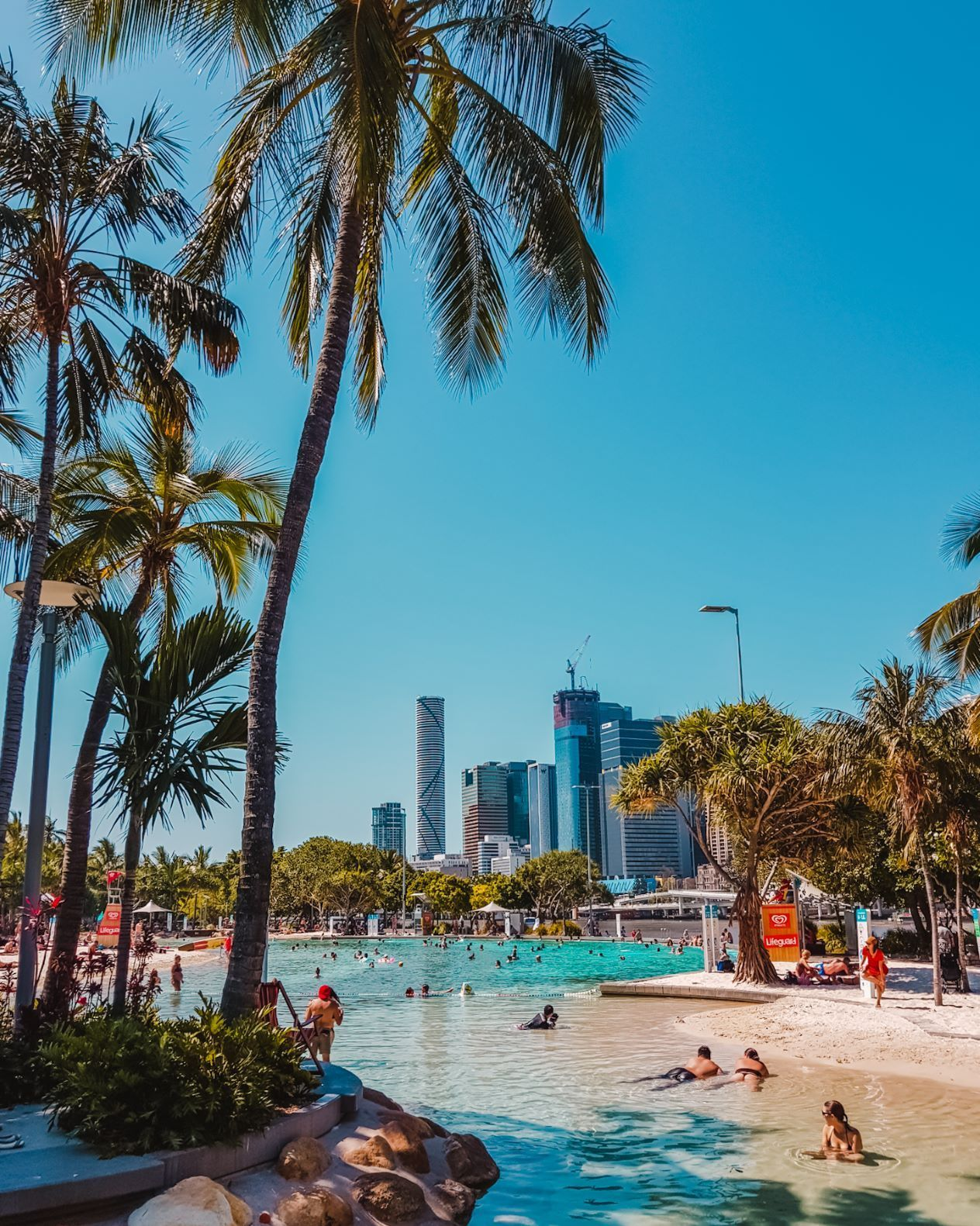 30+ fun things to do in Brisbane. A former local's guide that includes where to eat and drink in Brisbane, as well as cheap accommodation in Brisbane.  free things to do in Brisbane   where to stay in Brisbane   Brisbane restaurants   Brisbane travel tips   places to visit in Brisbane   brisbane attractions   what to do in Brisbane   Australia travel destinations   Queensland travel destinations   #Brisbane #Queensland #Australia