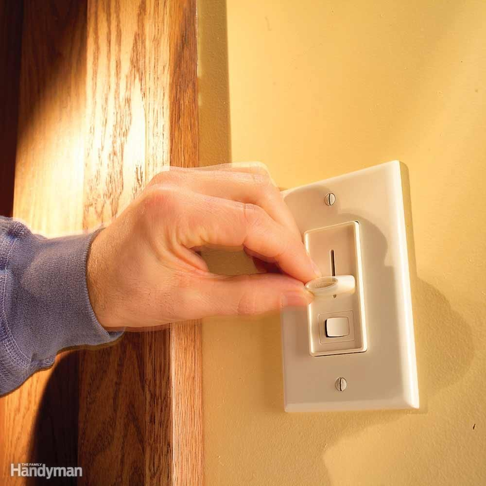 Wiring A Switch And Outlet The Safe Easy Way Bulbs Diagram Further Electrical In Tips For Outlets Switches