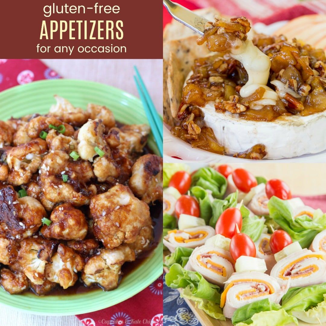 Gluten Free Appetizers For Any Occasion