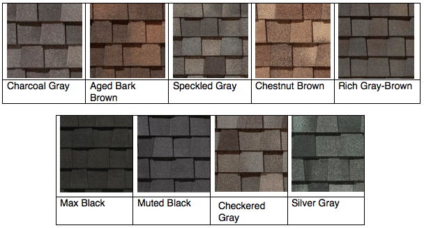 Best Landmark™ Tl Shingle Color Overview Shingle Colors 400 x 300