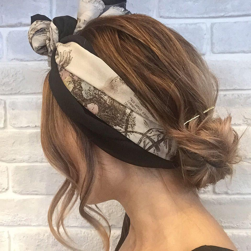 大人もヘアアクセで遊びましょ アラサー女子向け髪遊びカタログ