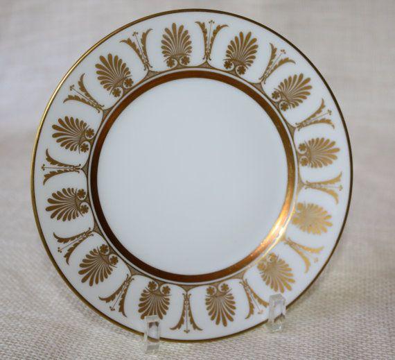 Richard Ginori Pompei Gold Plate by PeriodElegance on Etsy $15.00 & Richard Ginori Pompei Gold Plate by PeriodElegance on Etsy $15.00 ...