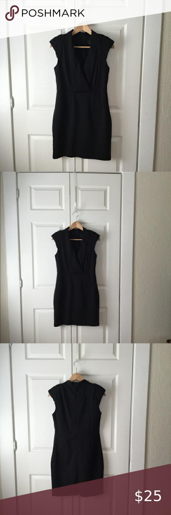 Arrogant Cat Black Sheath Dress Size 12 Workwear Black Sheath Dress Sheath Dress Work Wear [ 1740 x 580 Pixel ]