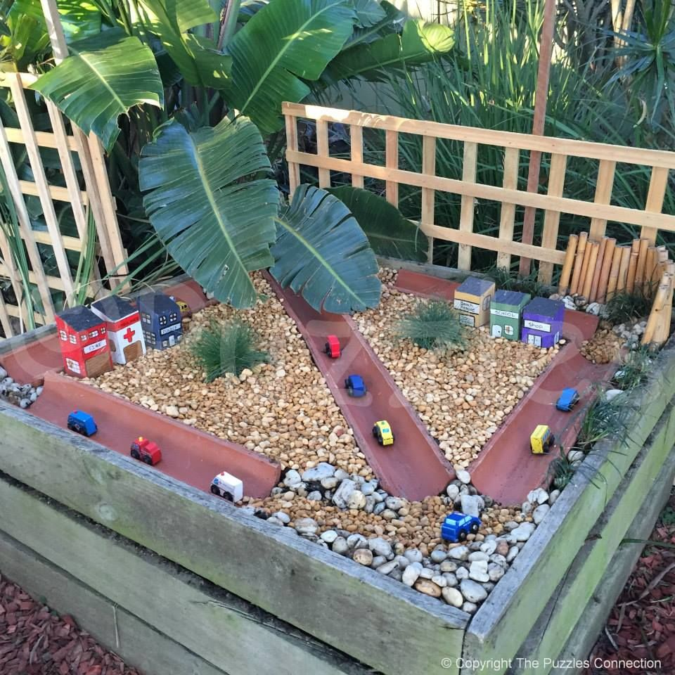Playground Area Ideas: Play Ideas Using Recycled Materials