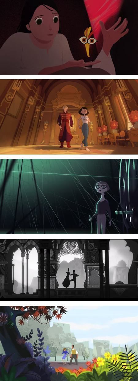 Gobelins students' animations for Annecy 2014,  #animationideasstudent #Animations #Annecy #Gobelins #students