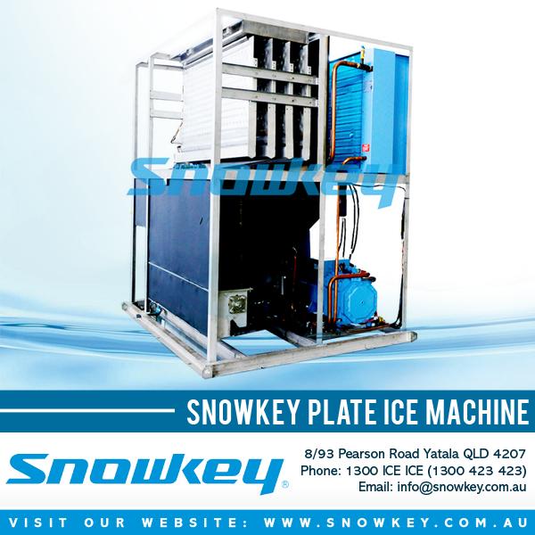 Plate Ice Machine Evaporator Feature Plate Ice Evaporator Mainly