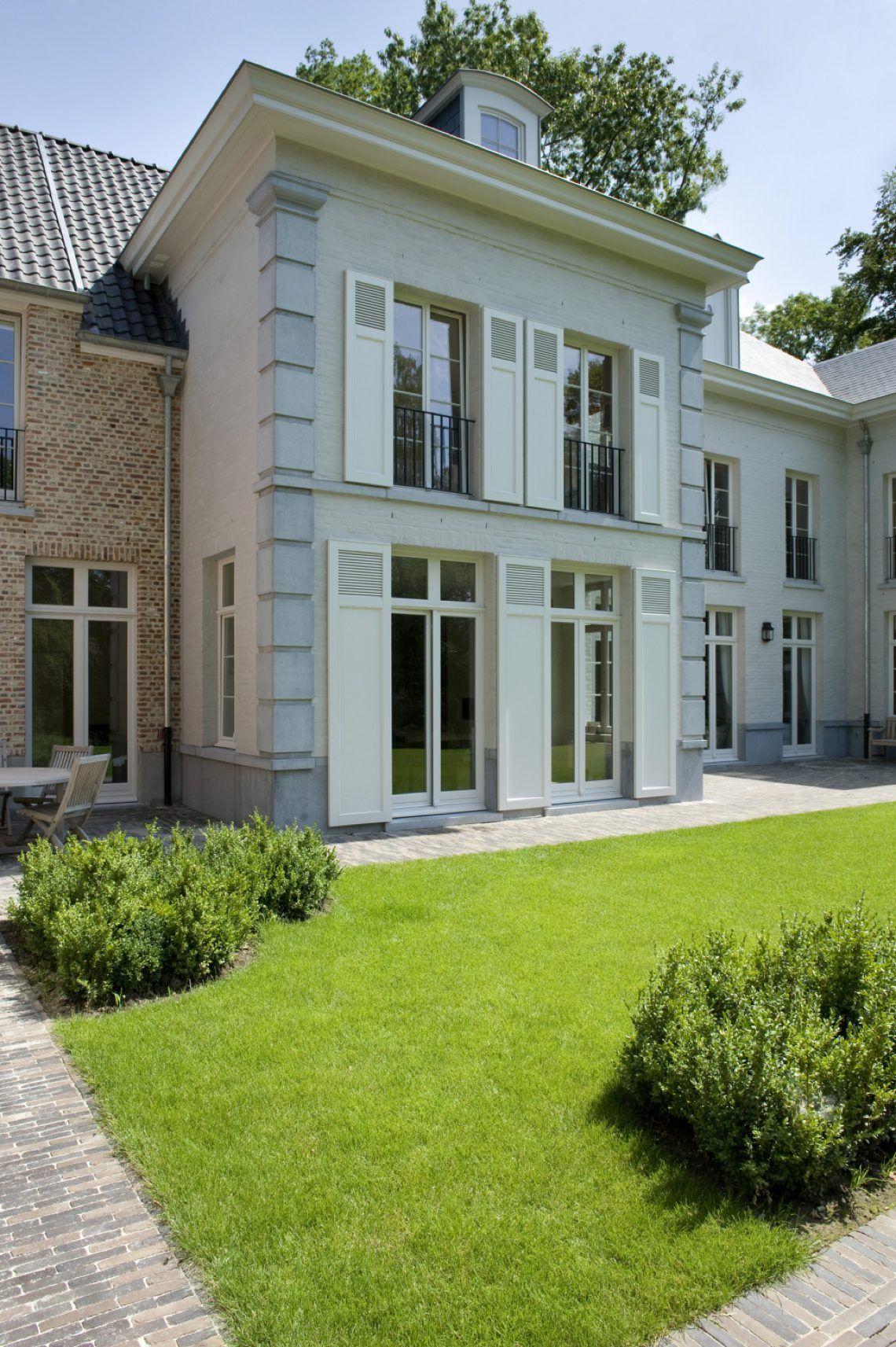 B Villas Renovation Interiors Klassieke manoir