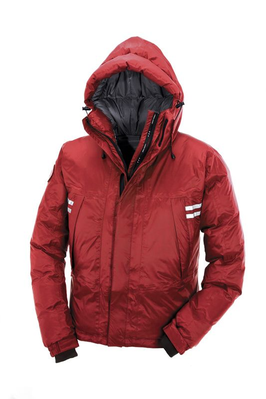 canada goose mountaineer down jacket