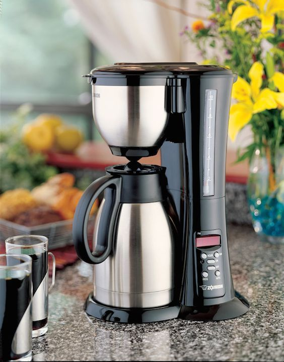 The Zojirushi Fresh Brew is one of the best, traditional drip coffee makers at a great price ...