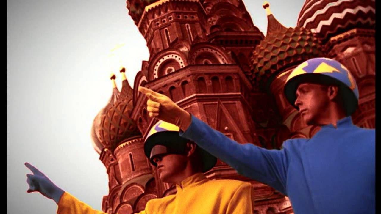 Pet Shop Boys Go West. (High Definition Video) Cultura