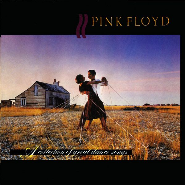 Pink Floyd A Collection Of Great Dance Songs Album Cover