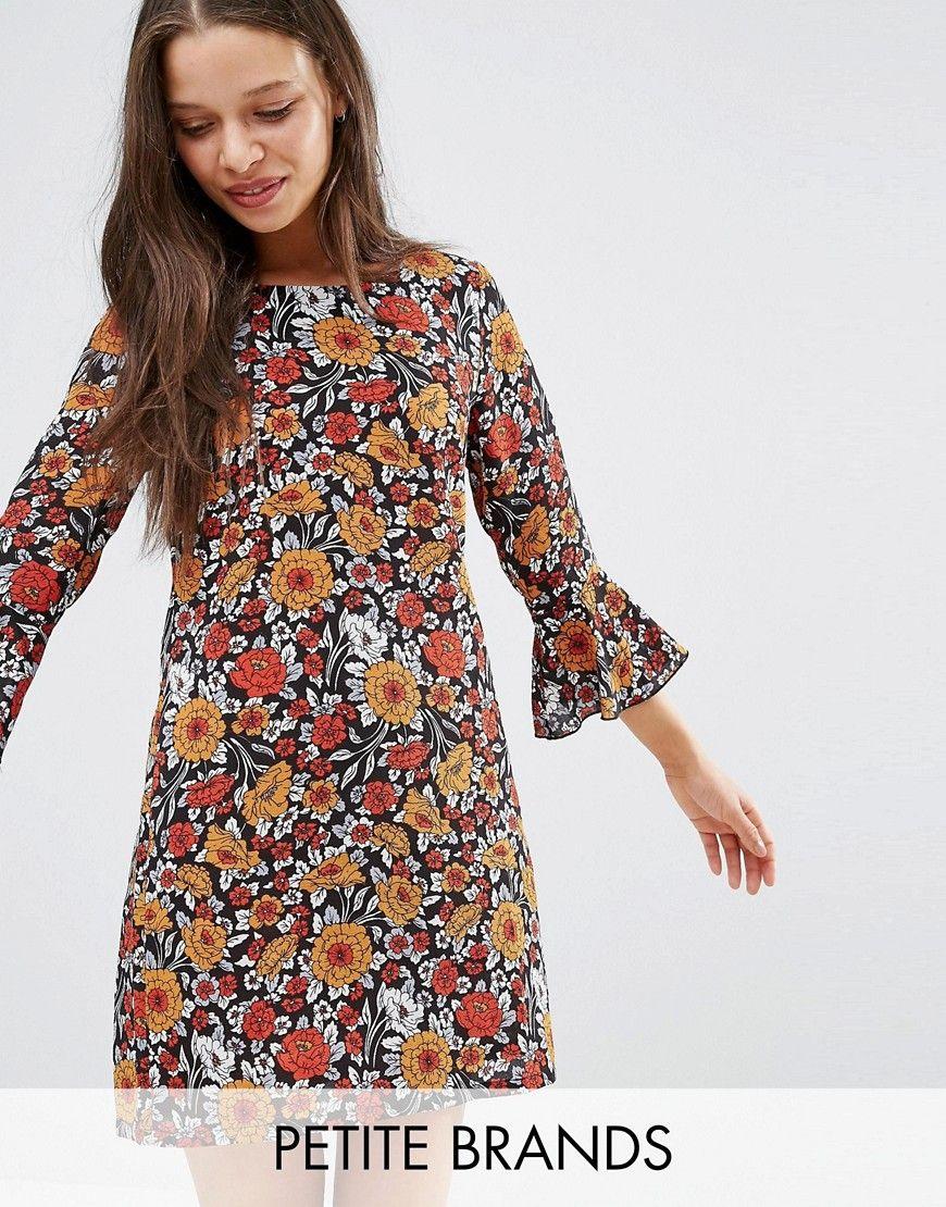 Yumi Petite Vestido túnica con cuello alto de Yumi Petite a16UUg6RI