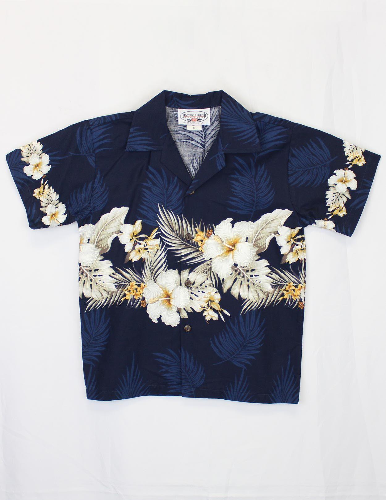 97f1bf8b Beach Boy's Shirt - Maika : Hawaiian Wedding Place Store | Kids ...
