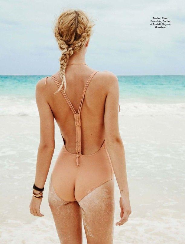 Cute Nude Beach Girls