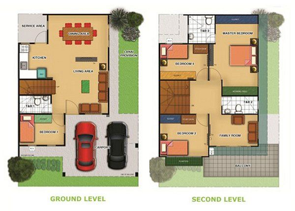 Lancaster Estates Briana House Model Floor Plan Layout Promo Price Drawing House Plans Floor Plans House Layout Plans