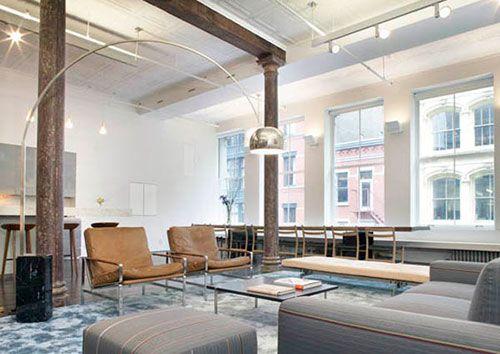Inloopkast Knsm Loft : Loft interieur ideeen woonidee loft interiors