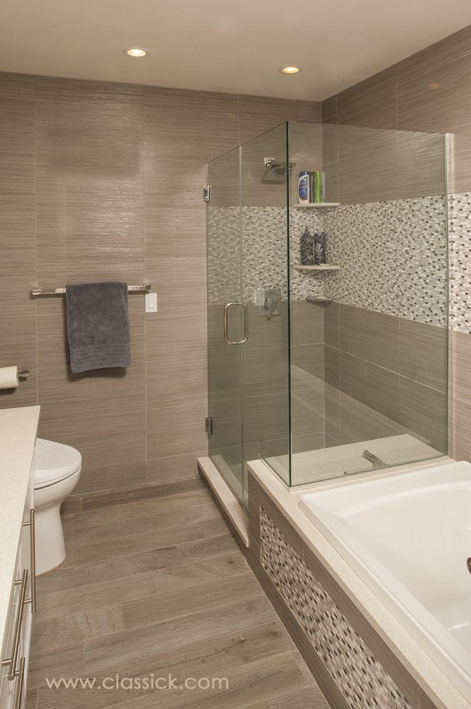 Bathroom Floor Tile Porcelain Wood Grain In A Distressed Beachwood Grey Finish Wall Tile Porcelain 12x24 Wood Tile Shower Wall Tiles Design Wood Grain Tile