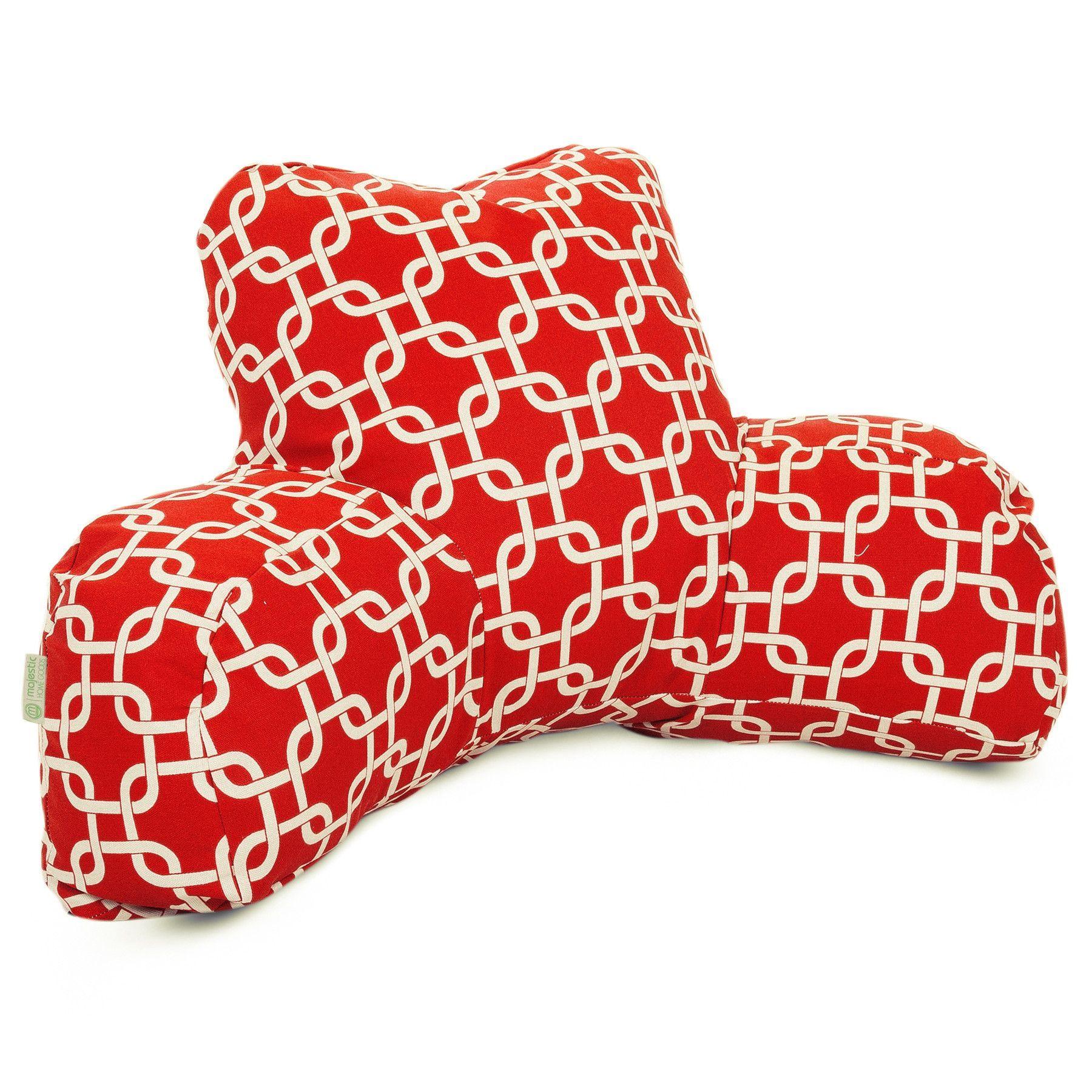 Danko Indoor/Outdoor Bed Rest Pillow