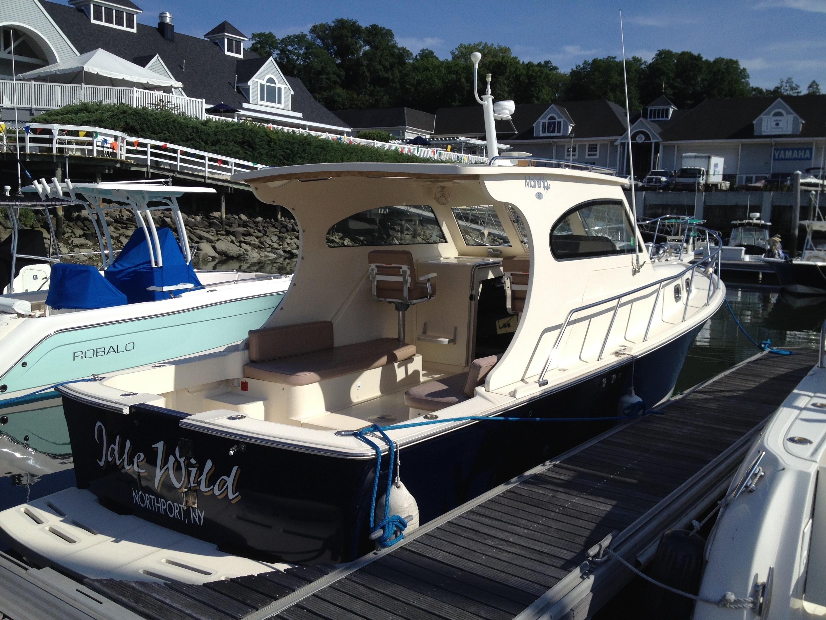 2007 Mainship Pilot 30 Sedan Power Boat For Sale - www