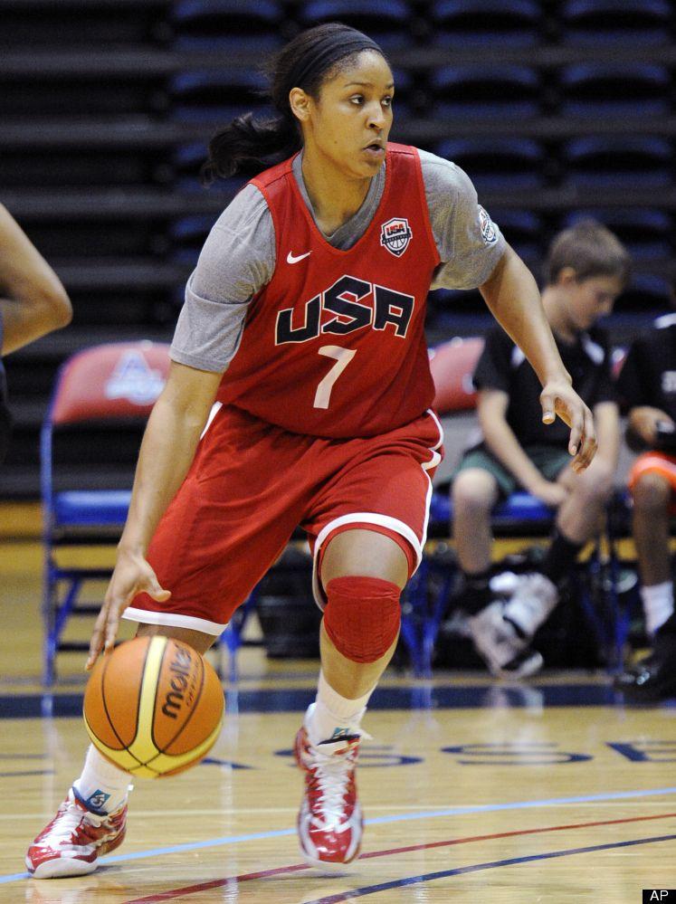 Maya Moore  Playtime  Basketball, Team Usa Basketball -5675