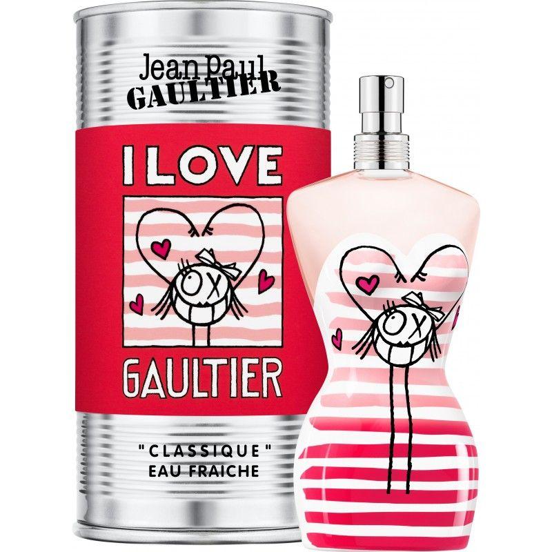 Buy Jean Paul Gaultier Classique Eau Fraiche Edt Spray For Women Jean Paul Gaultier Classique Jean Paul Gaultier Women Perfume