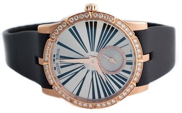 Roger Dubuis Excalibur 18k Rose Gold Watch