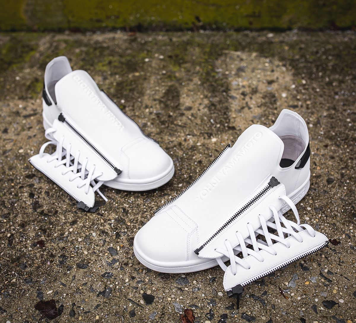 adidas Y-3 Remakes the Stan Smith | Diseños de zapatos ...