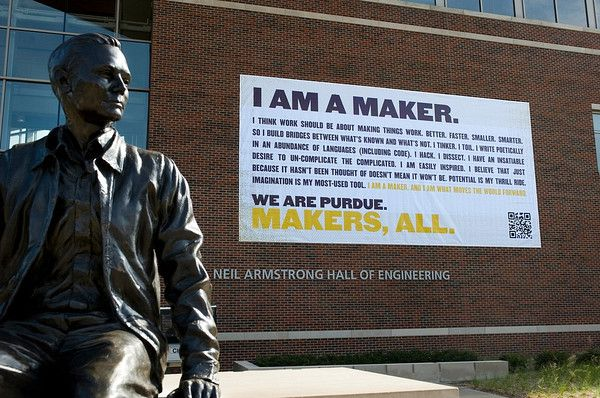 neil armstrong purdue band - photo #14