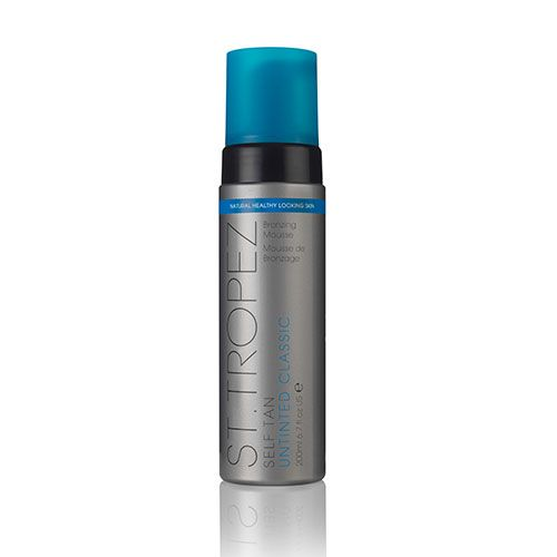 Self Tan Untinted Classic Mousse