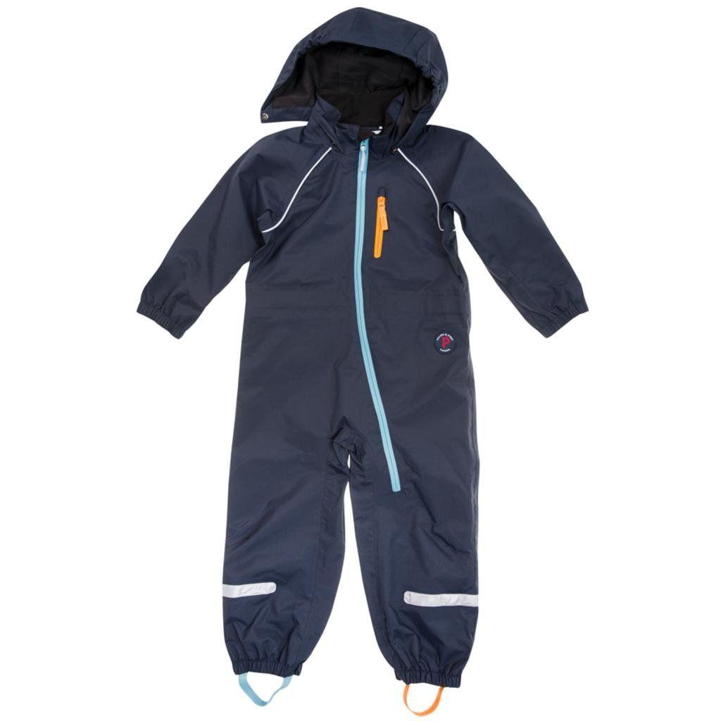 Pyret Fleece Lined Shell RAIN Suit 2-6YRS Polarn O