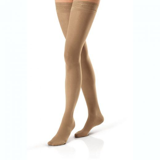 048fb9c5655 Jobst  Ultrasheer  Thigh High  Medical Graduated  compression  stockings  30-40mmHg for Women. Made in Germany. Recommended by Doctors.