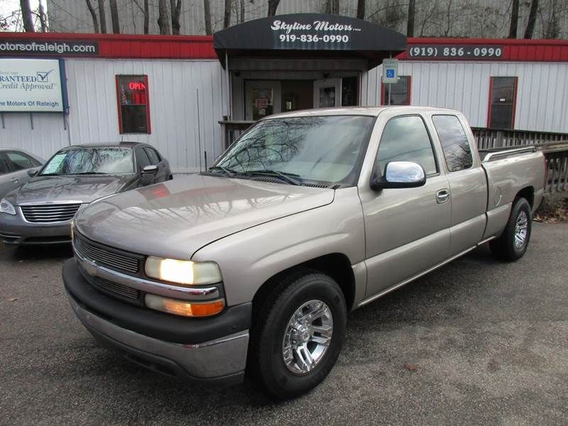 This 2002 Chevrolet Silverado 1500 Ls Is Listed On Carsforsale Com For 6 995 In Raleigh Nc This Vehicle Includes Abs 4 Wheel Anti Theft Chevrolet Silverado