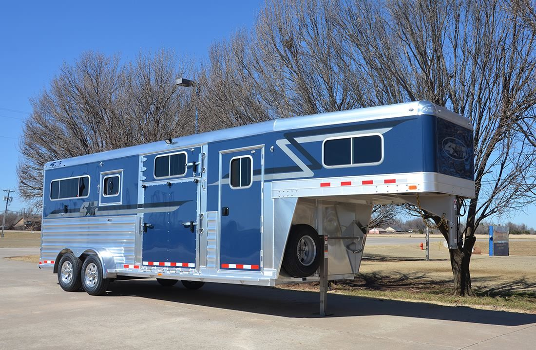 Pin by John Velez on Horse Trailers Horse trailers