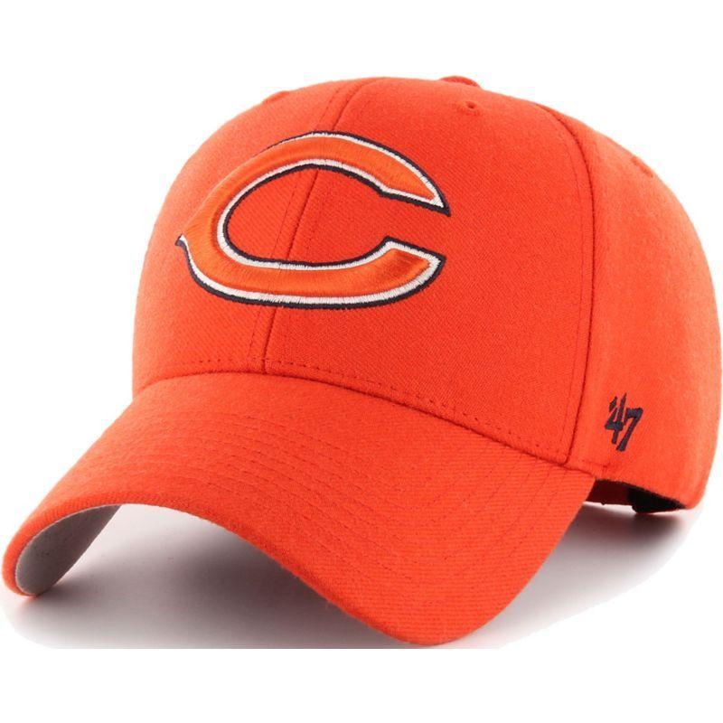 dfe23ce37df new style mens miami dolphins 47 brand orange cleanup adjustable hat 3e720  42421  sweden chicago bears logo clean up orange adjustable baseball cap  56c94 ...