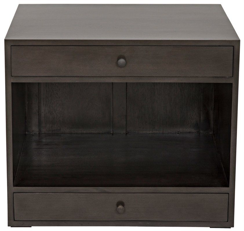 Need It Sumiko End Table With Storage By Noir End Tables With Storage Classic Furniture Design Side Table