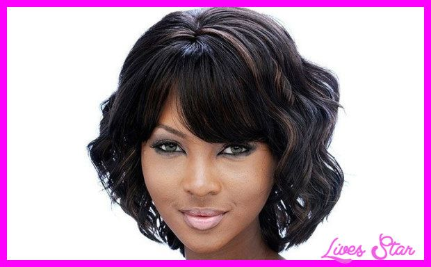 Neck Length Hairstyles For Black Women Short Hair Styles Short