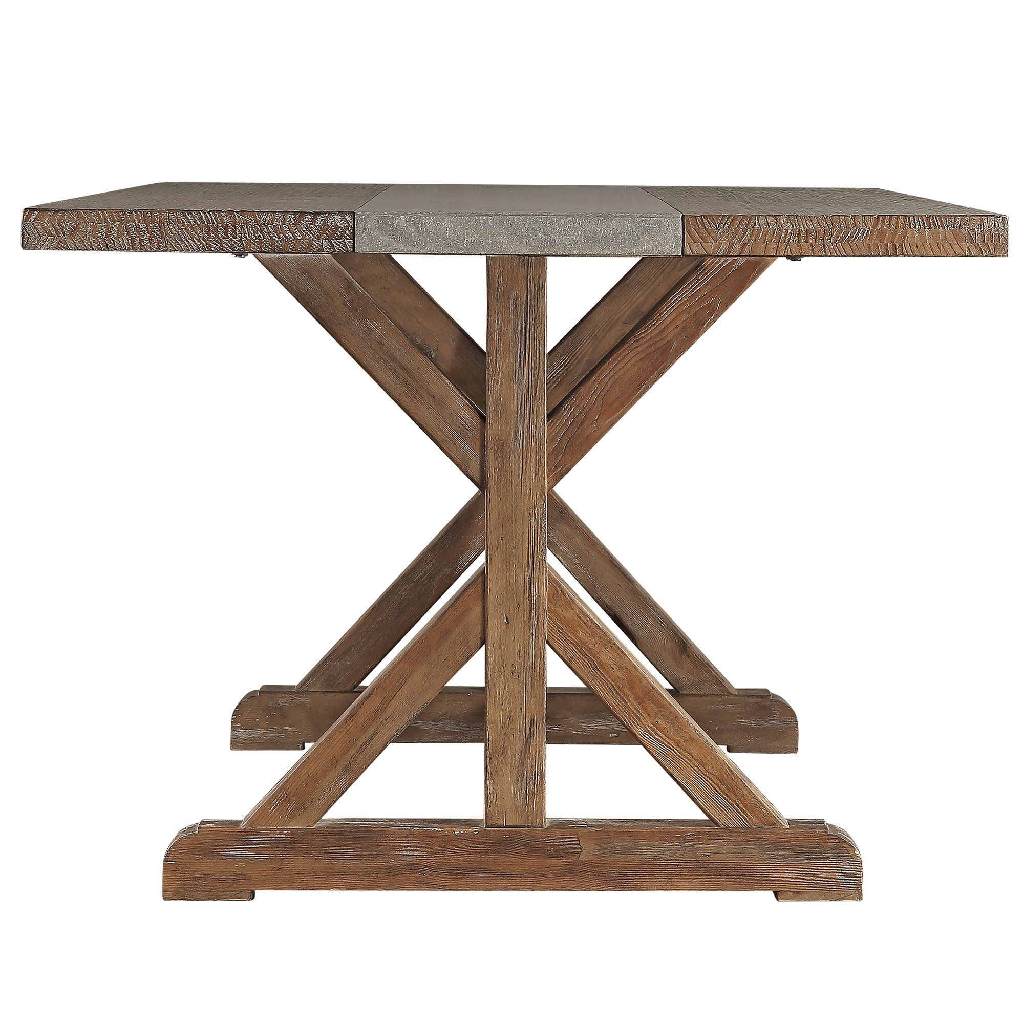 Oshea Dining Table Dining Table Trestle Base Dining Table