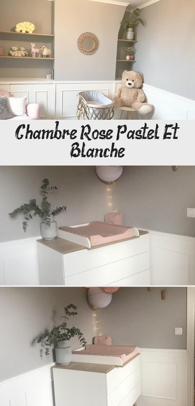 Chambre Rose Pastel Et Blanche In 2020 Home Decor Home Decor