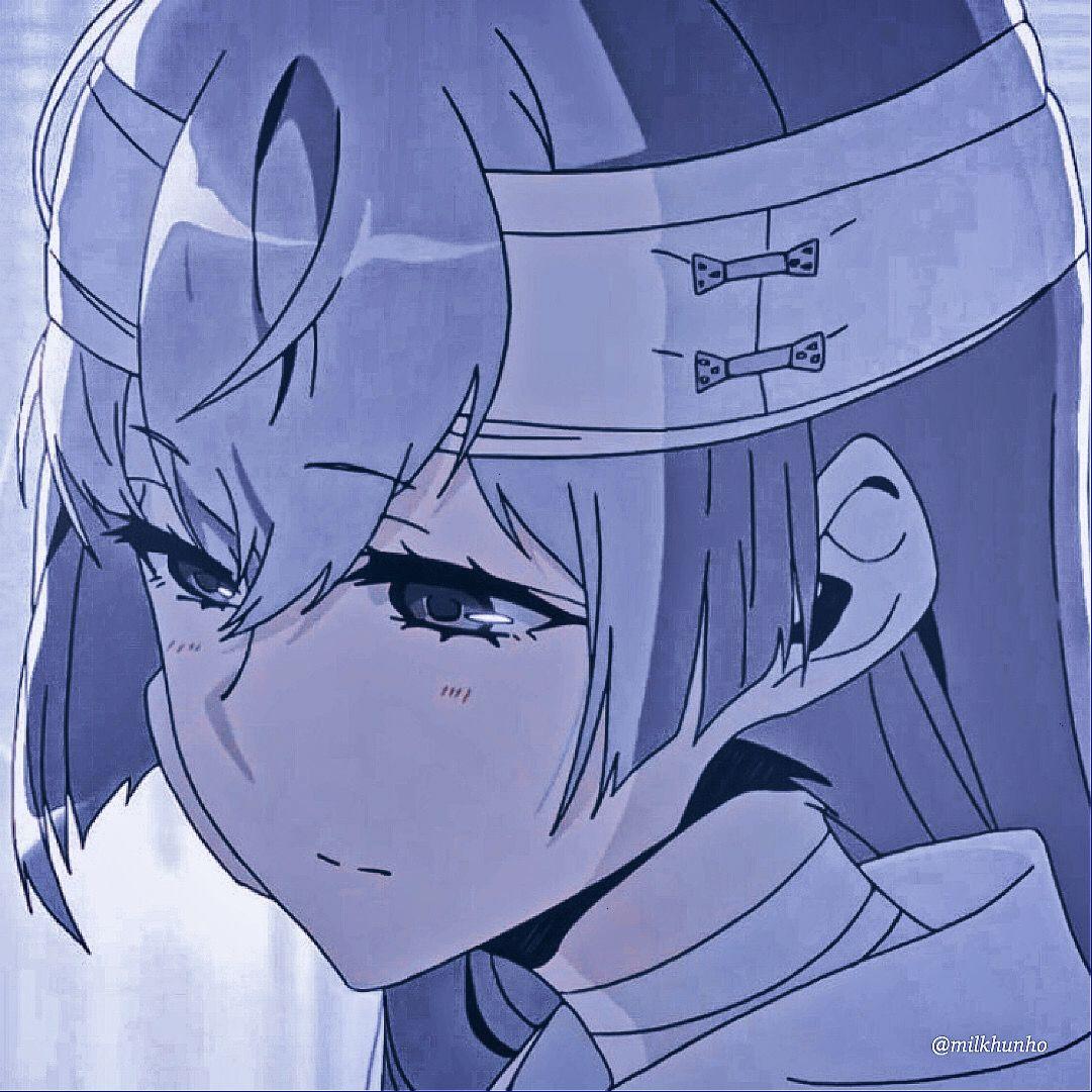 Noriko Sonozaki In 2020 Kiznaiver Anime Anime Anime Art