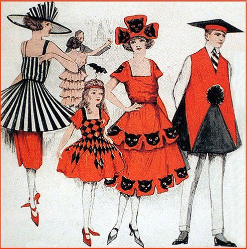 1920s Halloween costumes in 2019